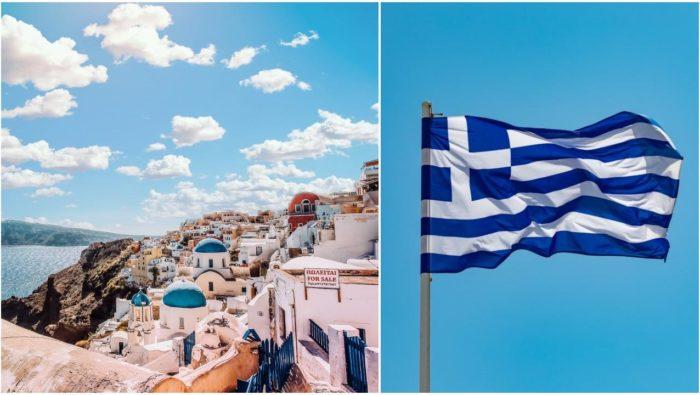 grécko dovolenka cestovanie