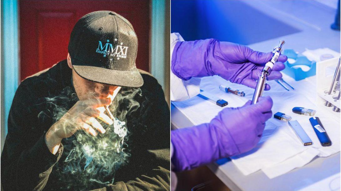 E-cigatery vs. klasické cigarety