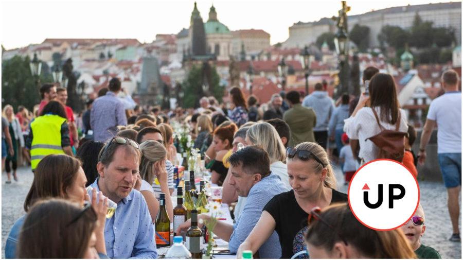 Praha Karlov most