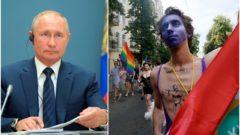 Putin LGBTI