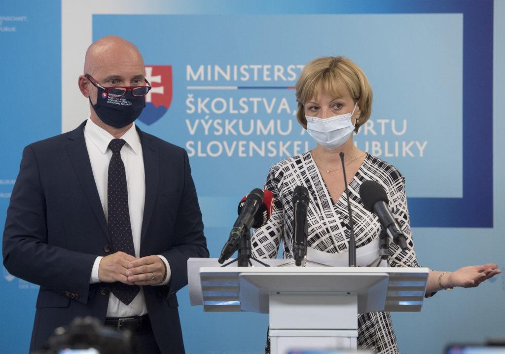 Branislav Gröhling a Elena Prokopová