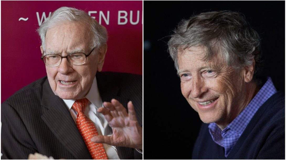 Buffett Gates
