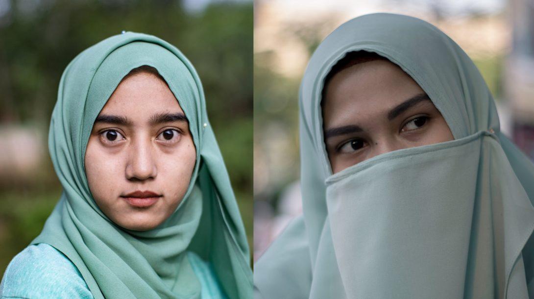 Moslimské ženy