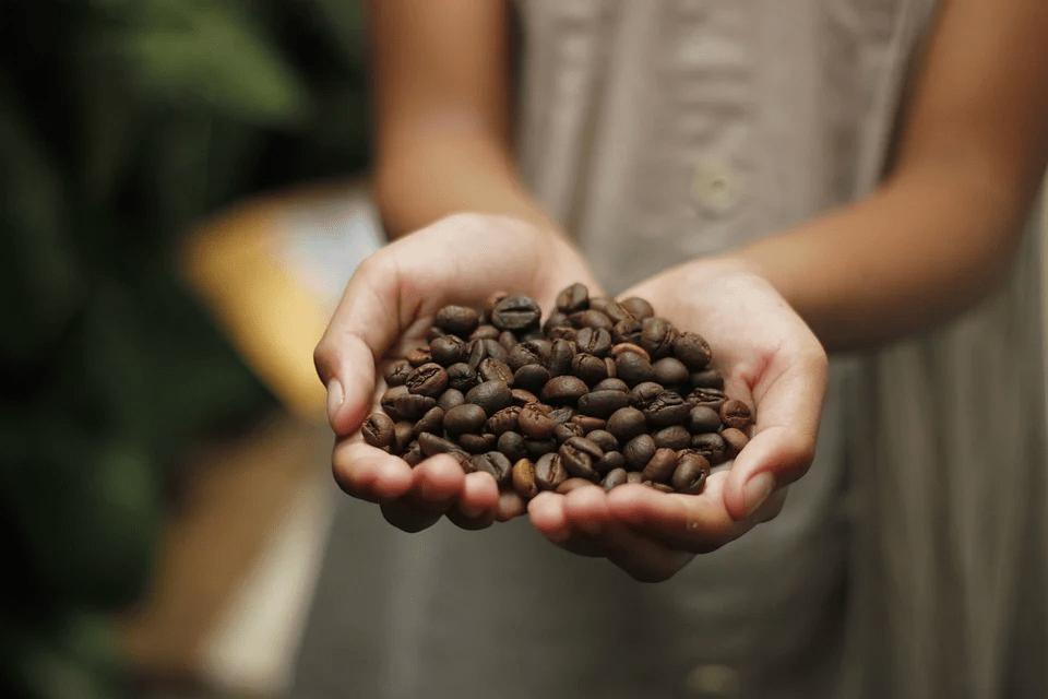 Kávové zrná