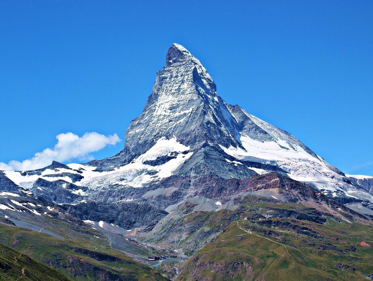 Matterhorn – symbol Švajčiarska a jedna z najkrajších hôr nie len Álp, ale i svete František Kekely