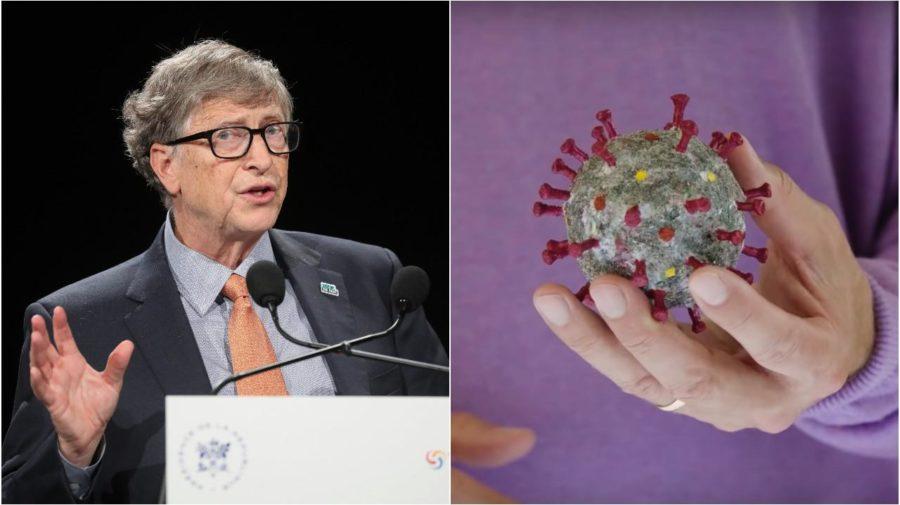 Bill Gates vakcína Covid-19