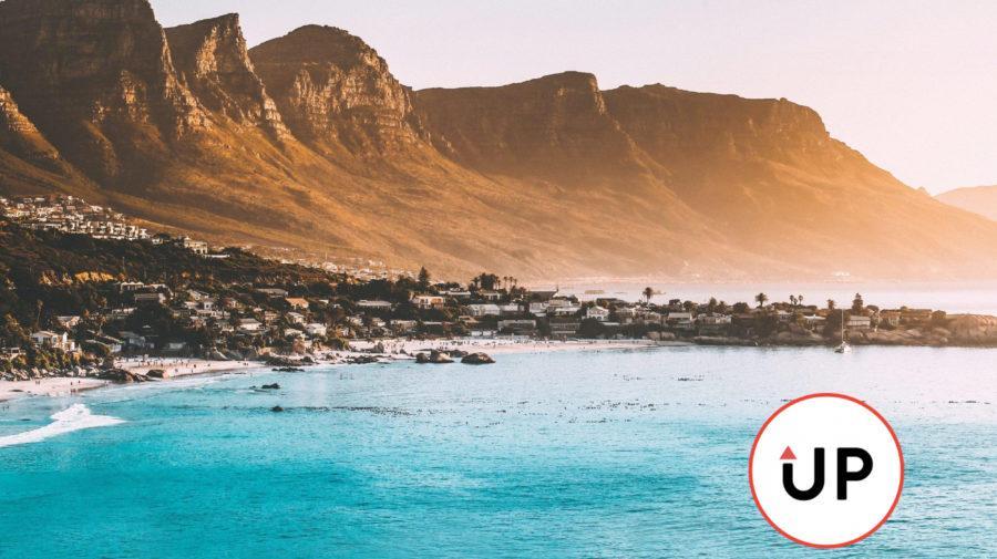 Pobrežie Juhoafrickej republiky a Kapského Mesta