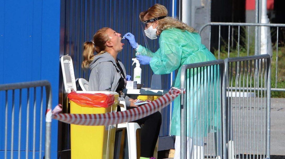 testovanie na koronavírus