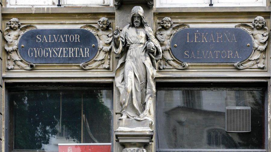 Lekárne u Salvátora Bratislava