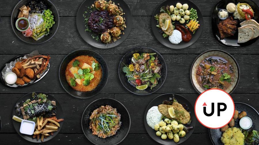 Forky's vegan jedlo reštaurácia
