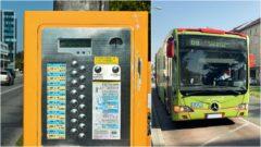 MHD autobus revizor