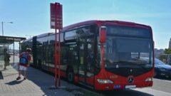 autobus MHD Bratislava DPB