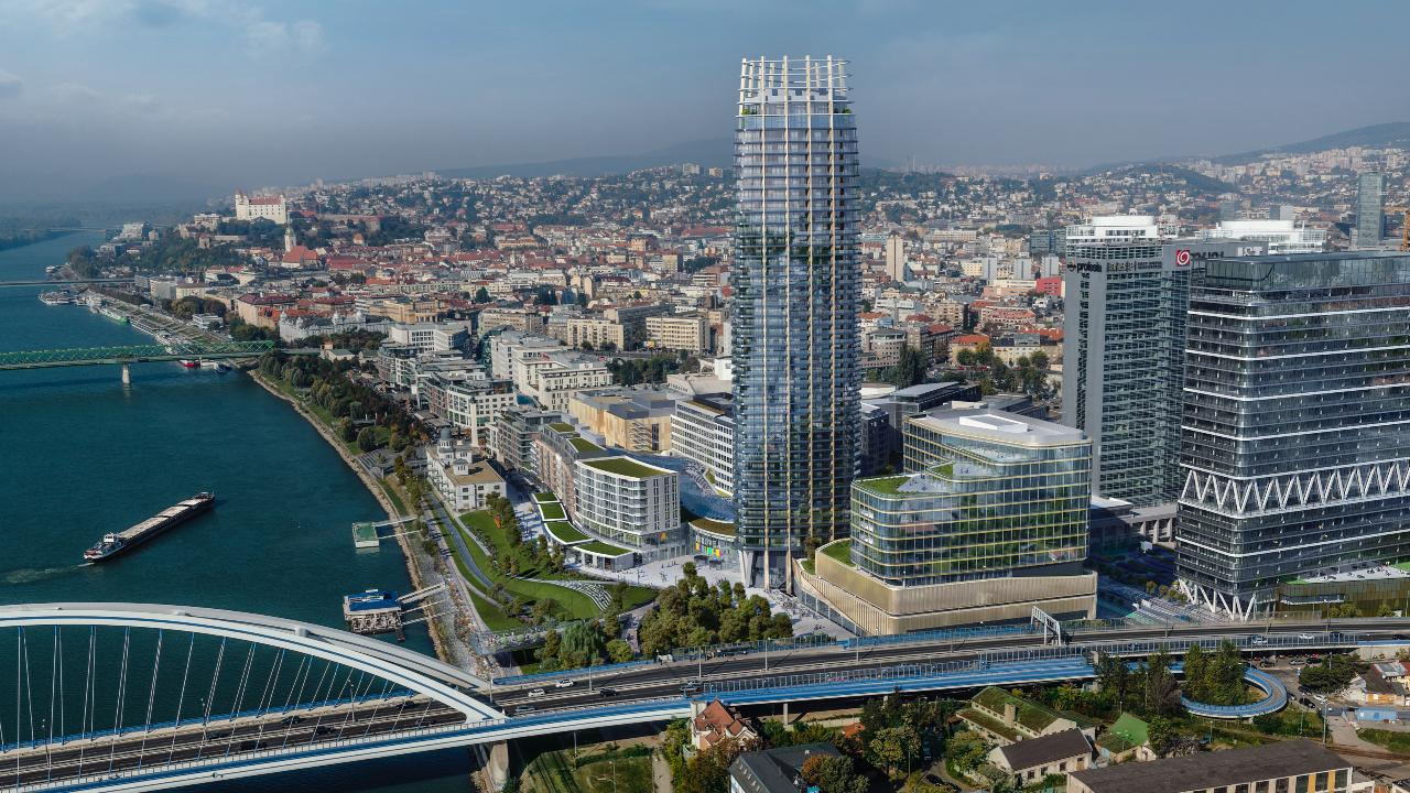 eurovea tower jtre