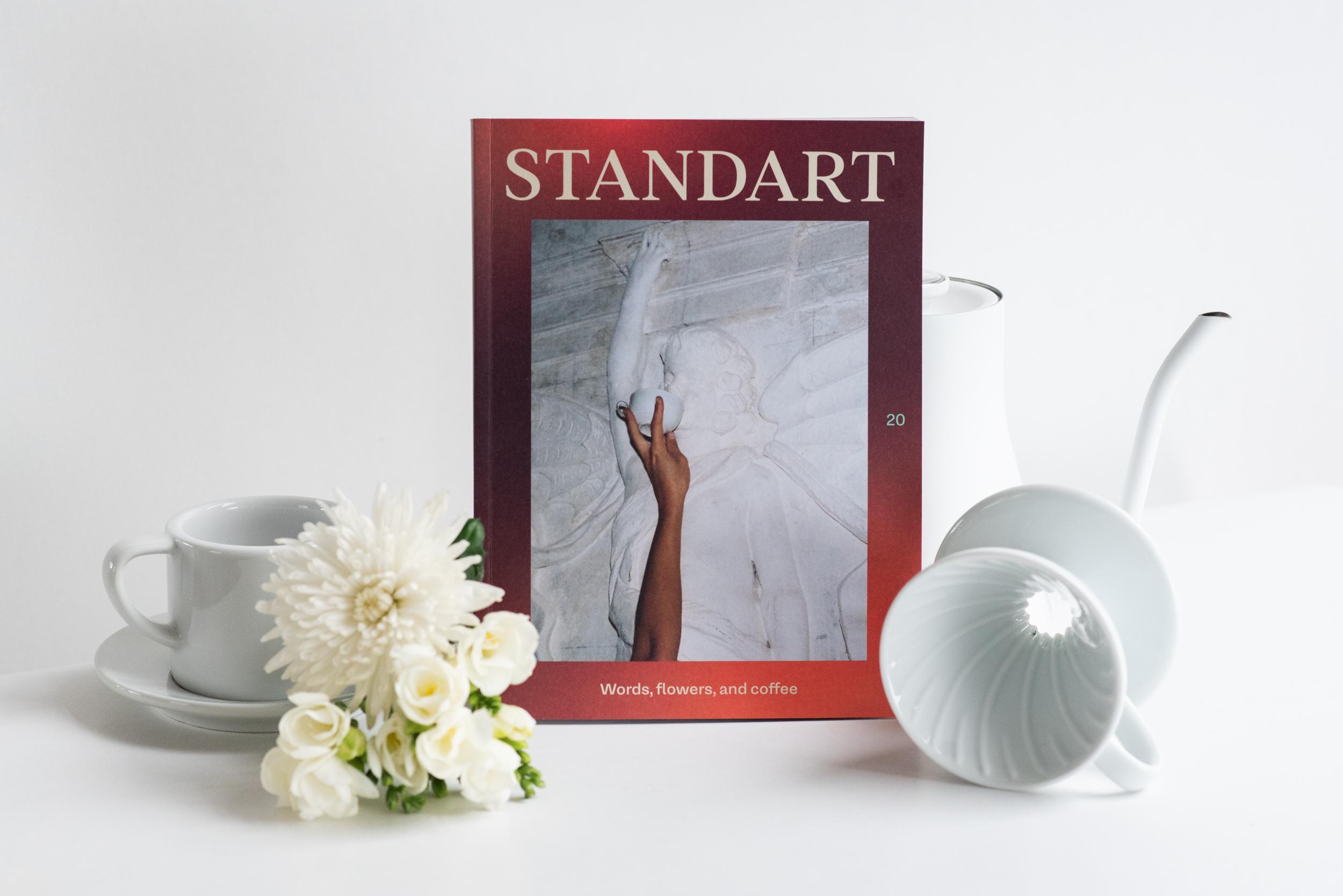 Michal Molčan magazín Standart