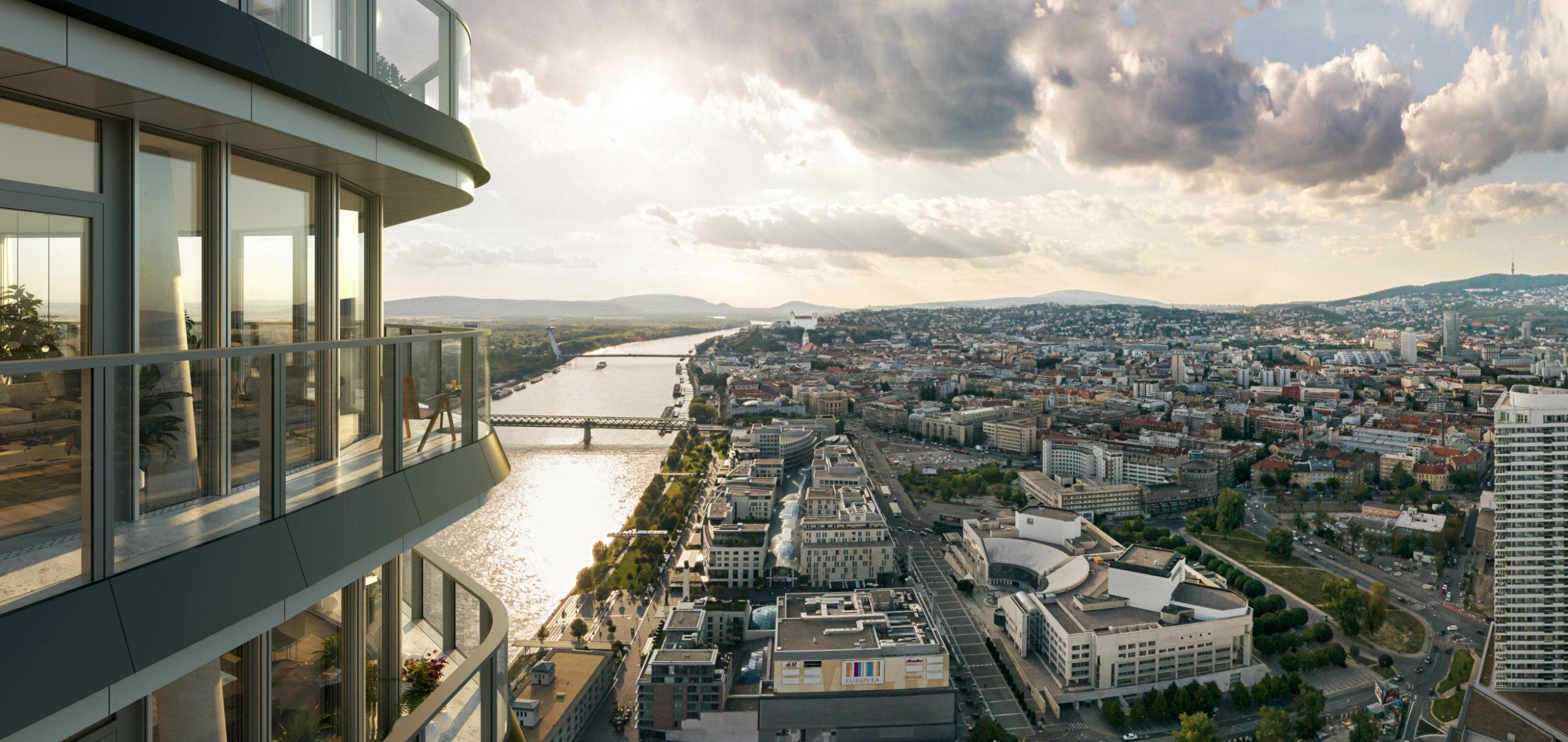eurovea tower jtre