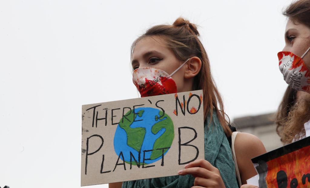 taliansko klíma eko protest