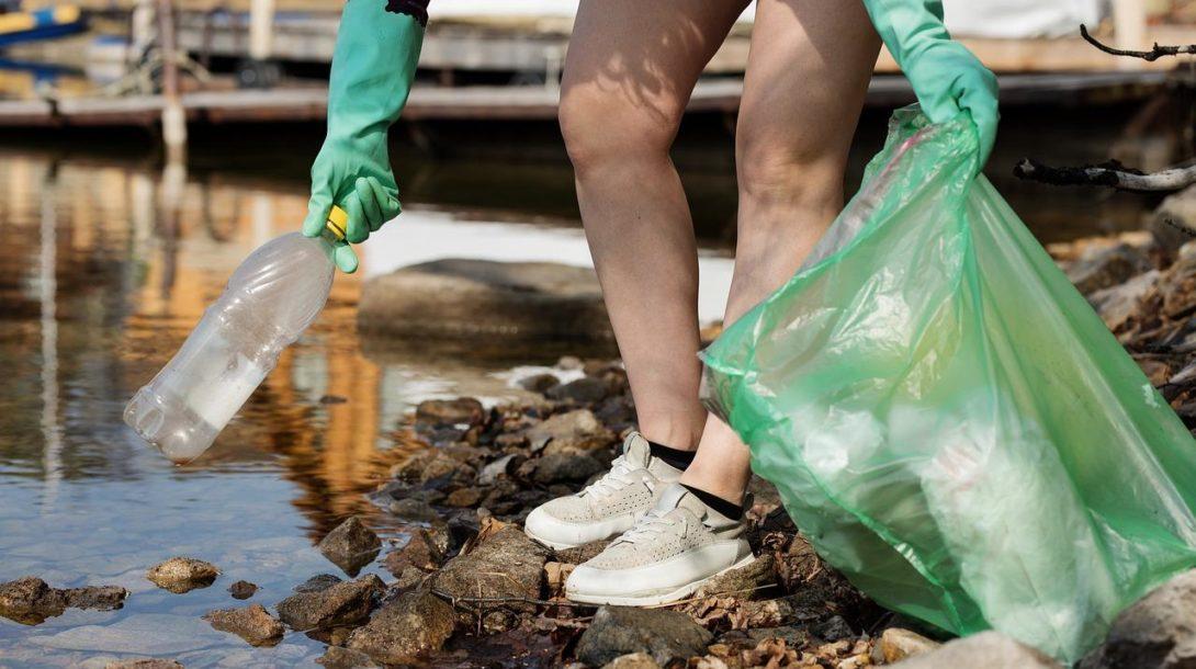 odpadky, eko, znečistenie, plasty