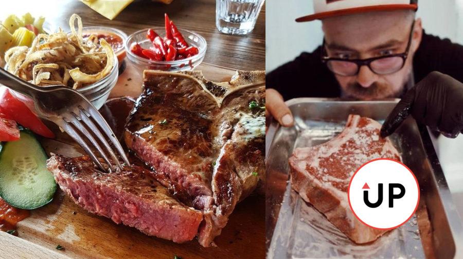 stejk steak