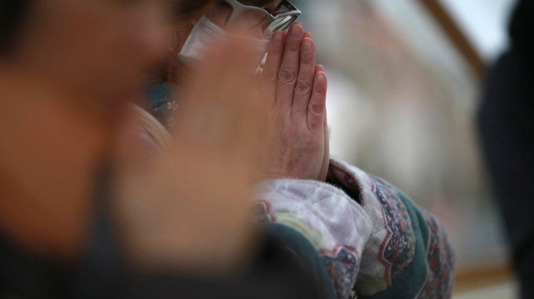 modlenie,kostol