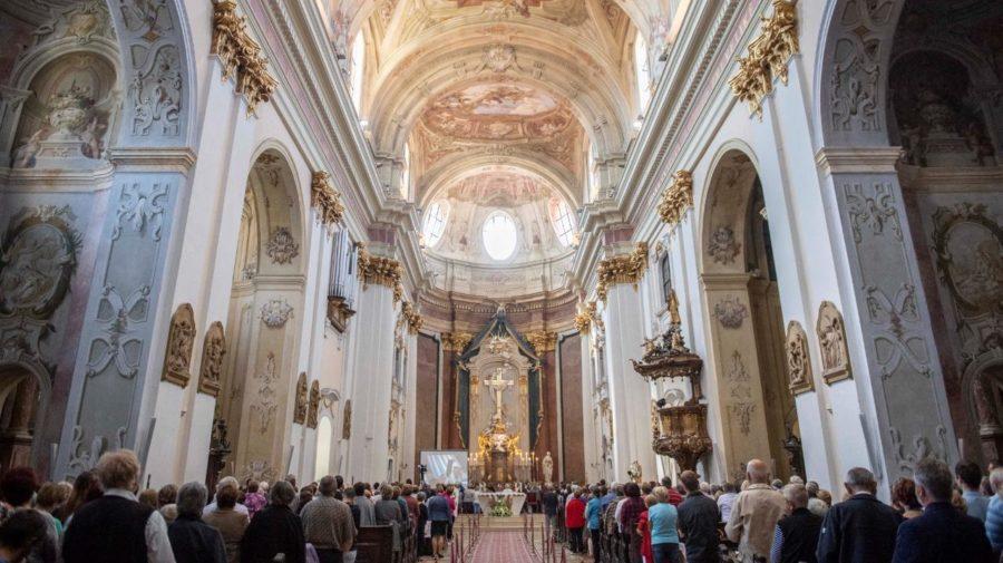 púť šaštín cirkev