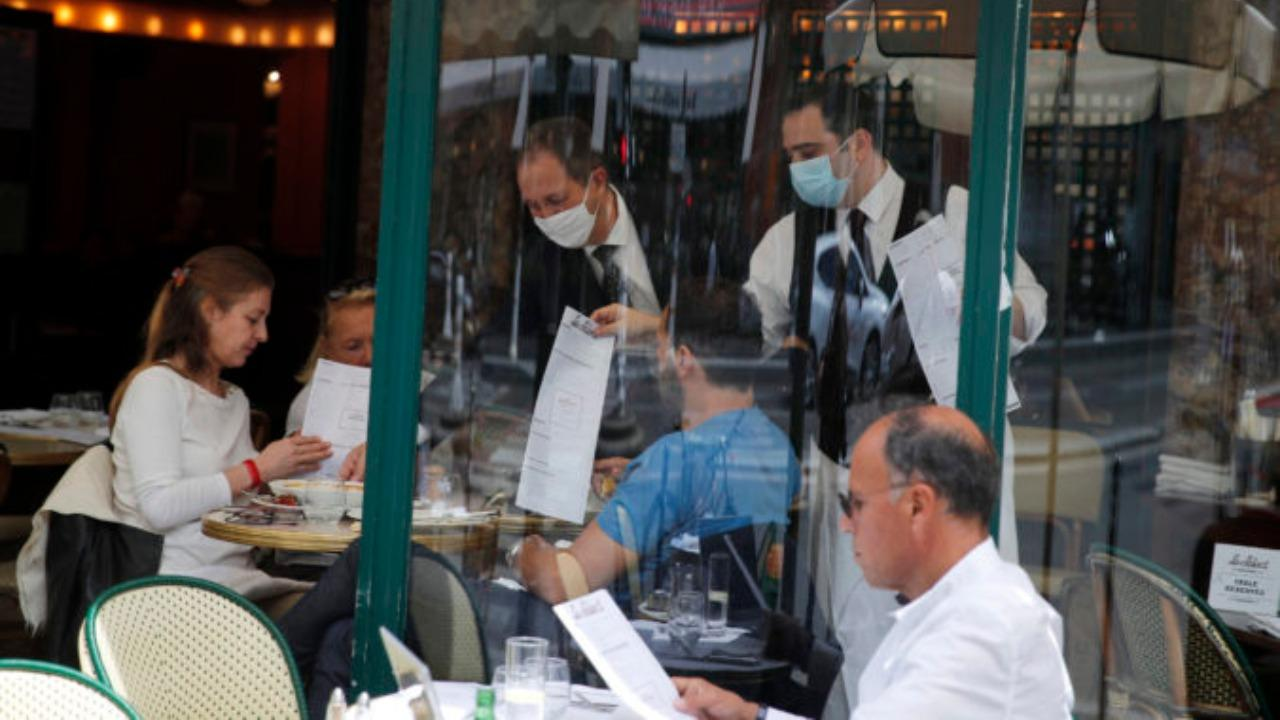 Opatrenia v reštauráciách