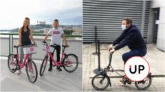 Bike-sharing Bratislava