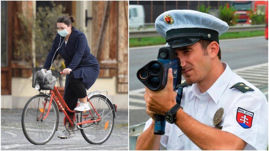 policia cyklisti