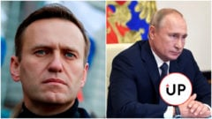 Putin Navalný