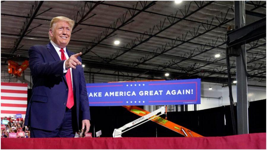 Trump Titulka