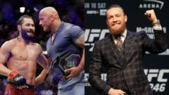 the rock conor mcgregor