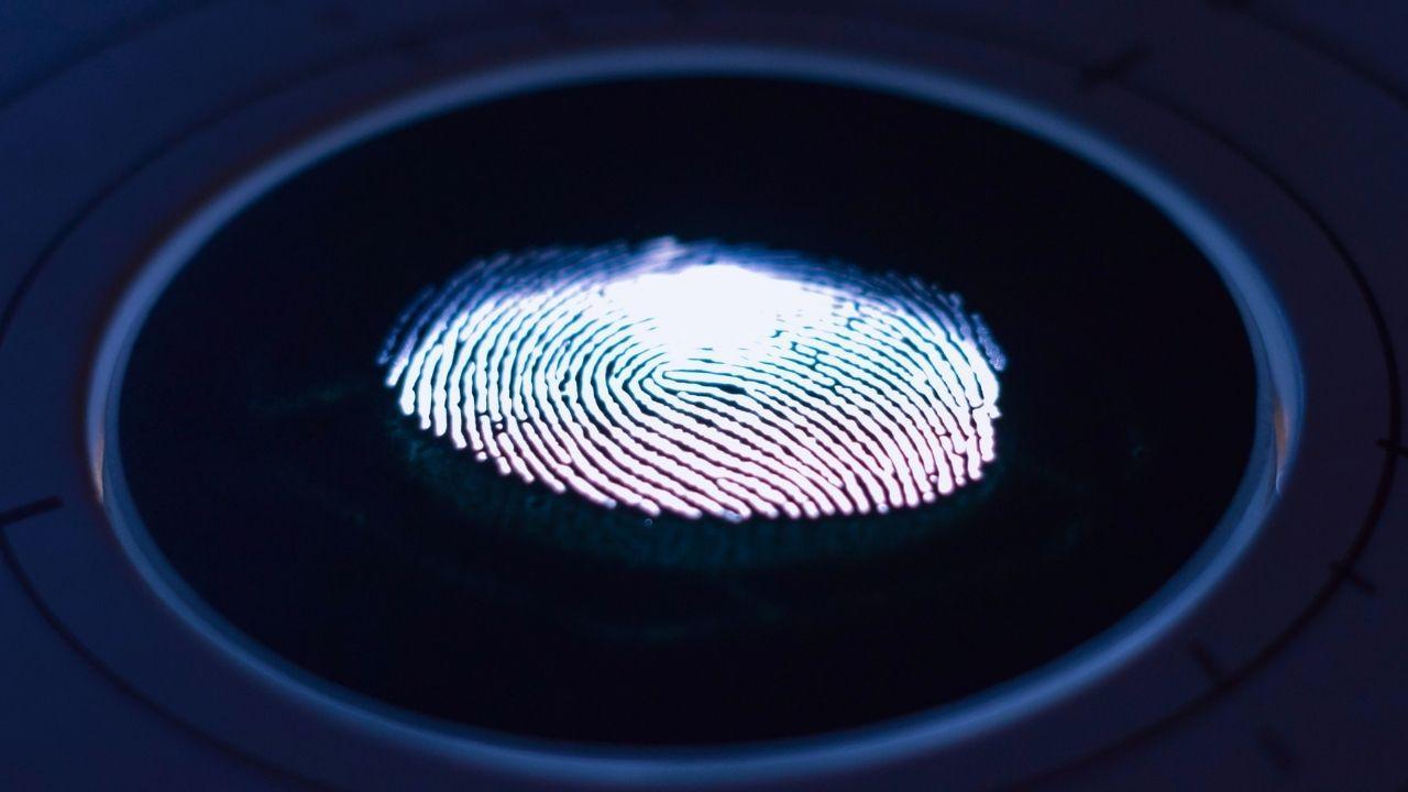 Biometrické snímanie