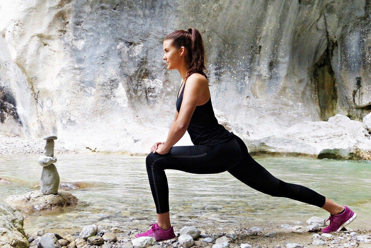 pohyb, cvičenie, príroda