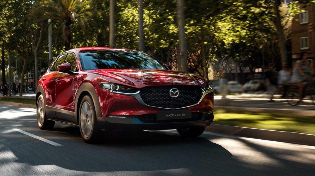 Mazda SUV MX-30