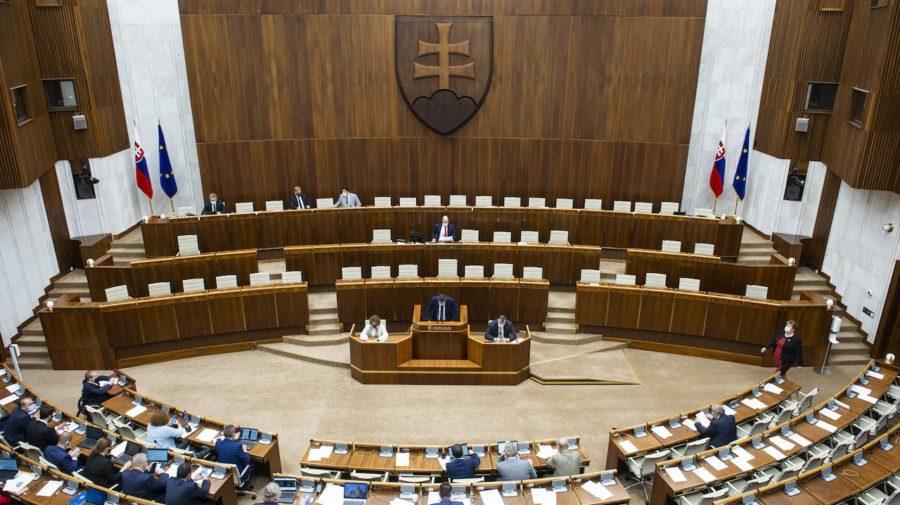 parlament národná rada