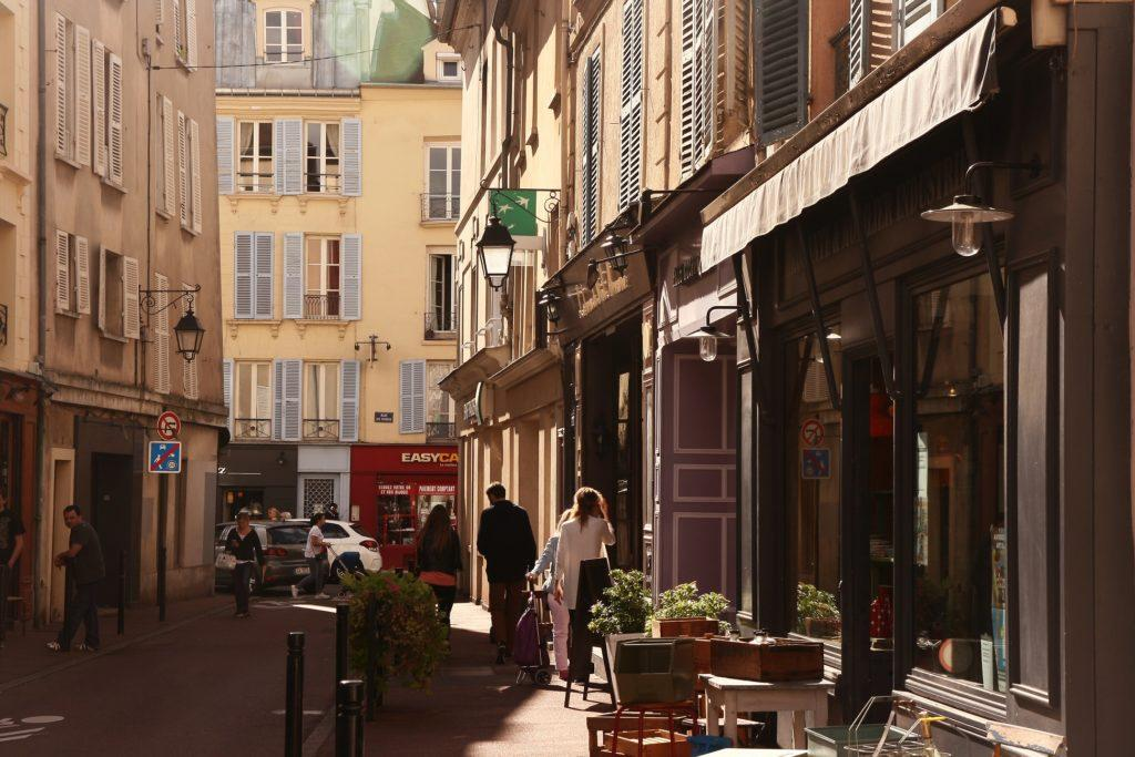 Paríž mesto