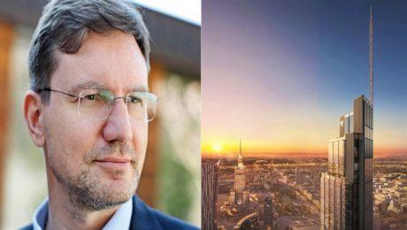 Ivan Chrenko a HB Reavis. Najvyššia budova EÚ Varso Place