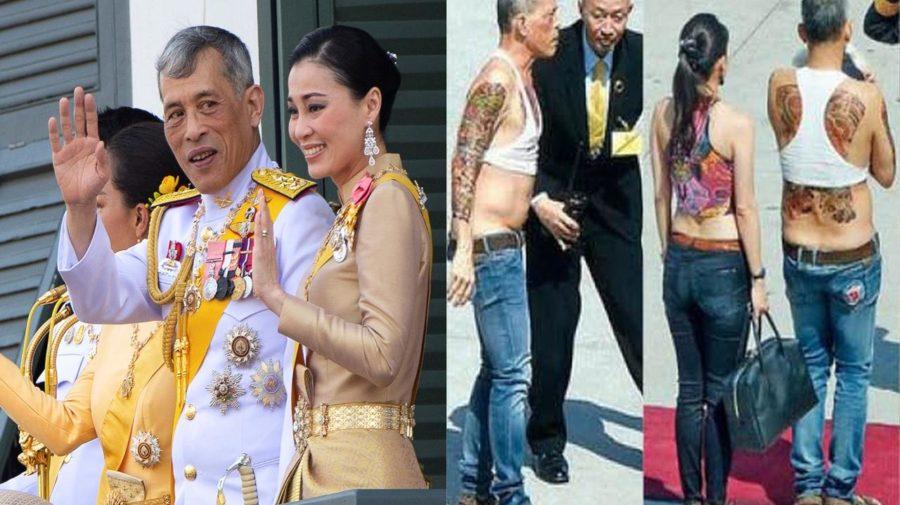 Thajský kráľ Mahá Vatčirálongkón