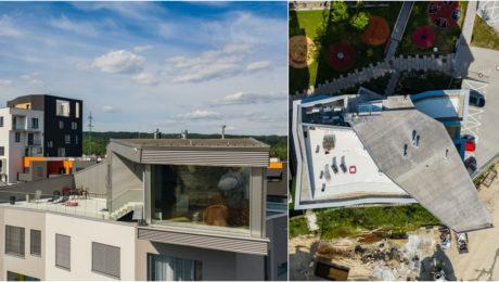ITB Development Architekti Šebo Lichý (AŠL) architektúra stavba dom bývanie design