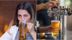 pivo, krčma, čapované