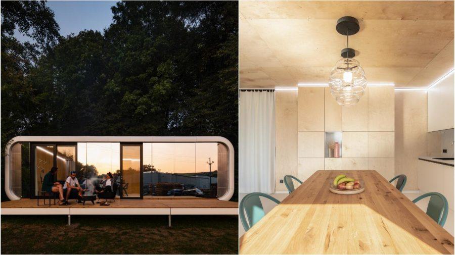 KOMA Fashion Line Relax kapsula bunka modul architektúra bývanie byt dom