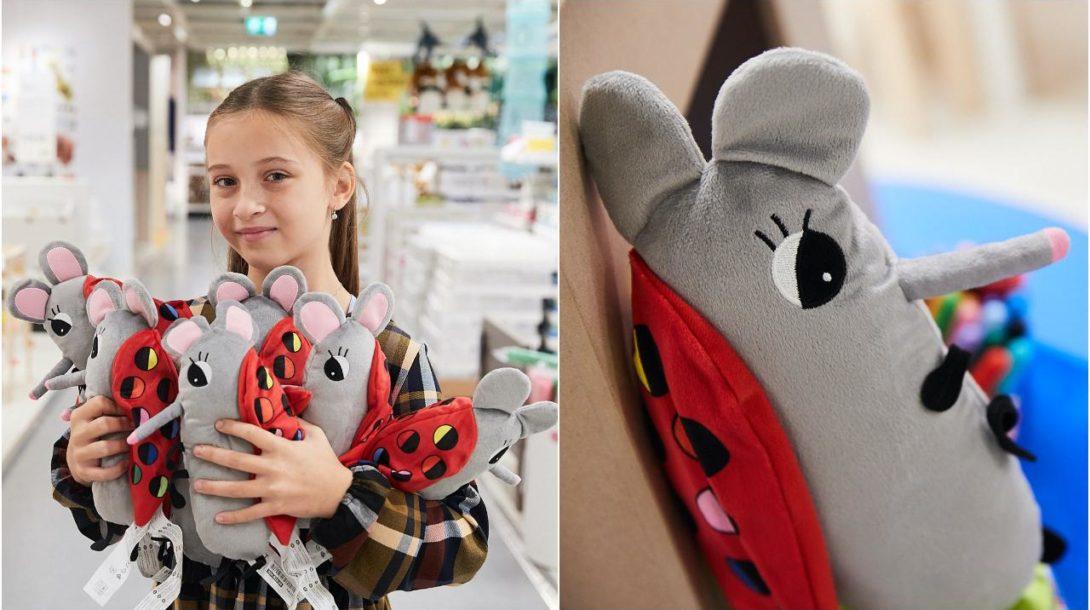 Ikea, hračka, design