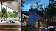 SYLVAN ROCK X ASTON MARTIN automobil auto architektúra design dom bývanie stavba