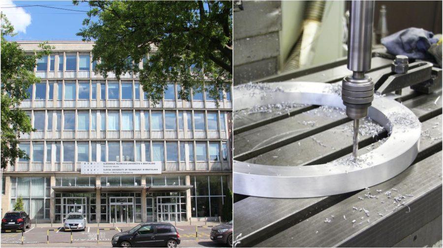 Eustream foto Strojnícka fakulta STU v Bratislave