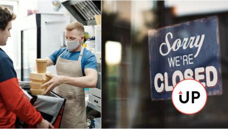 reštaurácia zavretá covid koronavírus kino kiná