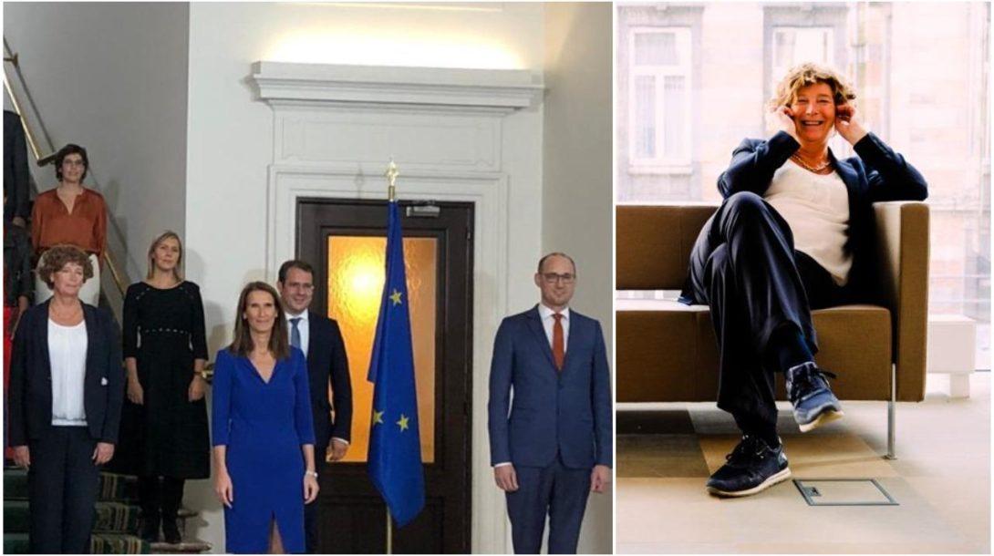 Belgicko vláda