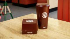 Vratné obaly Burger King