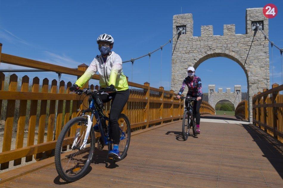 cyklotrasa Prešov – Veľký Šariš
