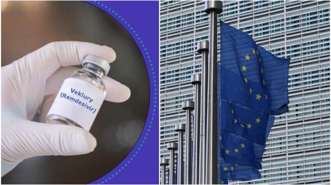 EU remdesivir