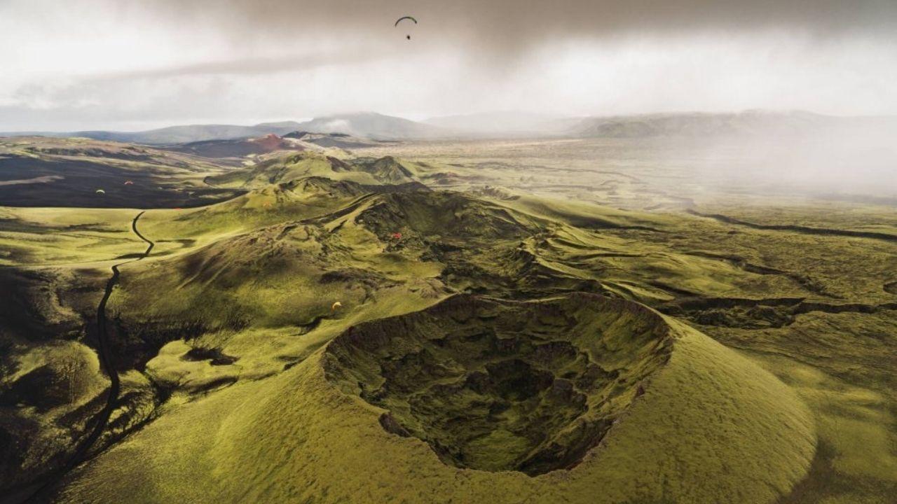 Isnald paragliding SCOUT