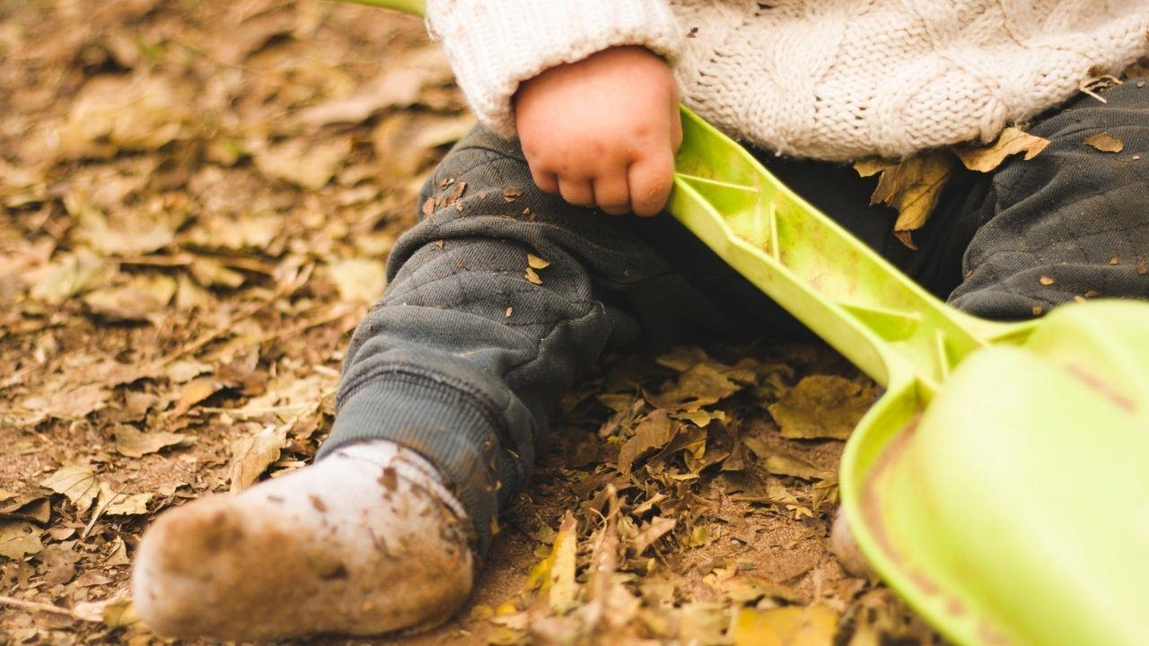 Dieťa v lese